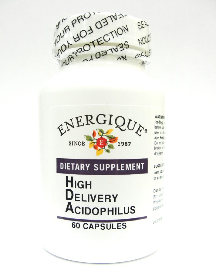 High Delivery Acidophilus, 60ct