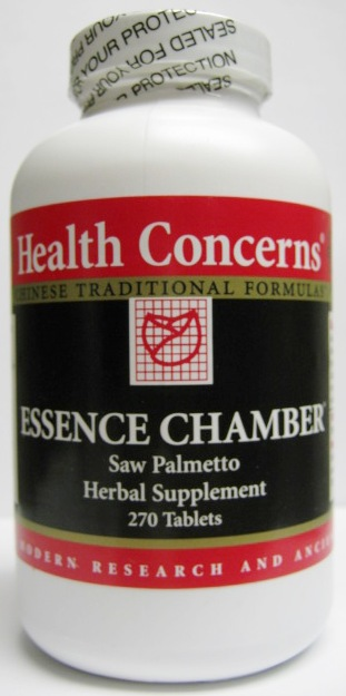 Essence Chamber (Saw Palmetto Herbal Supplement), 270 tabs