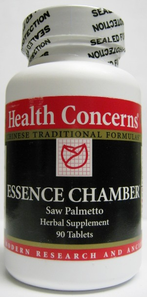 Essence Chamber (Saw Palmetto Herbal Supplement), 90 tabs