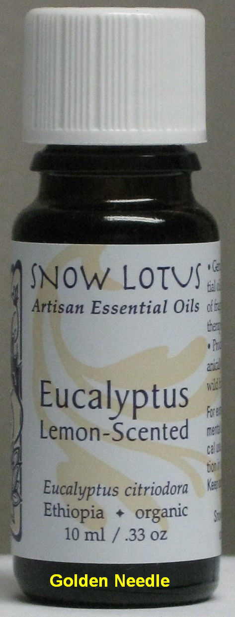 Eucalyptus (lemon scented) Essential Oil