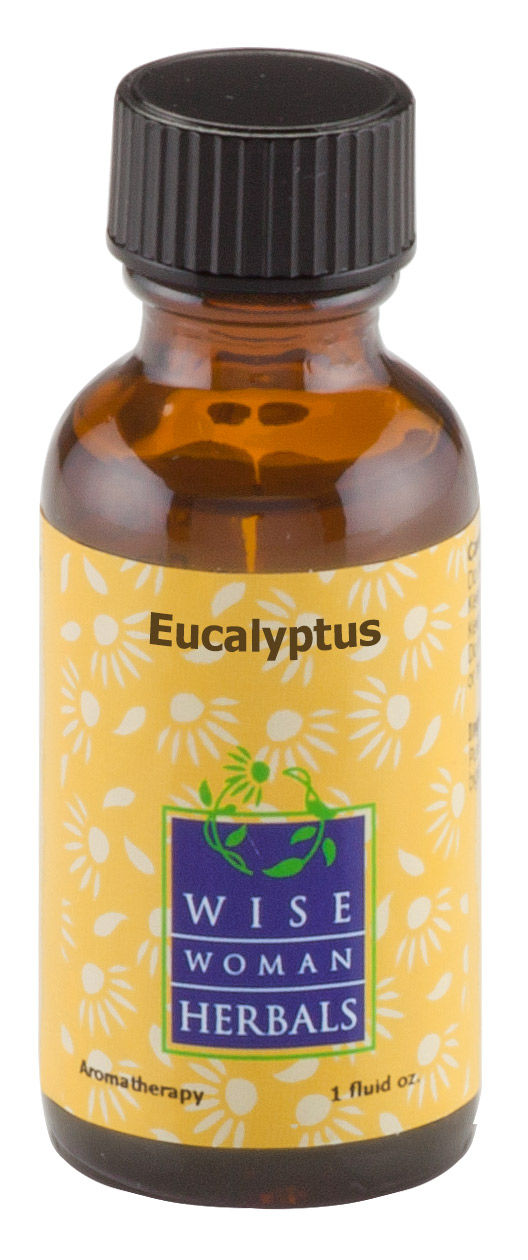 Eucalyptus Essential Oil, 1/2 oz