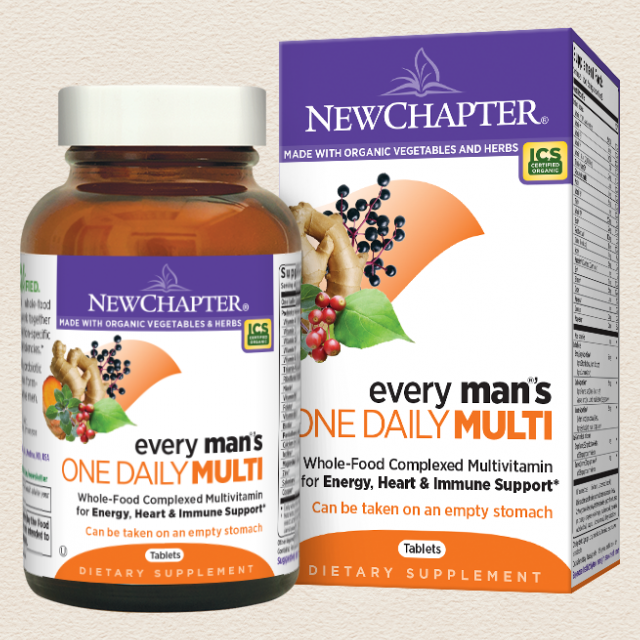Every Man's One Daily, 24 Tablets (Expires 12/19)