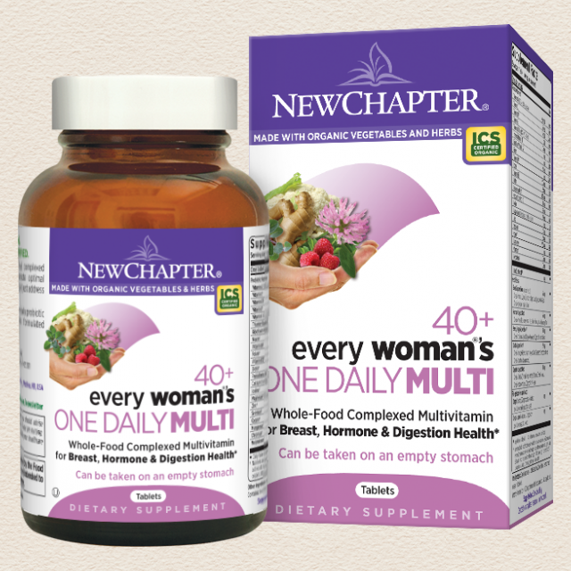Every Woman One Daily 40+, 48 Tablets (Expires 2/20)