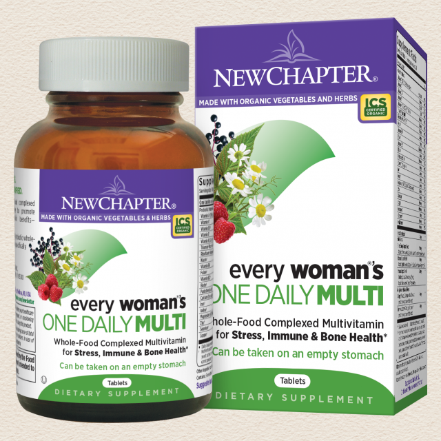 Every Woman One Daily Multivitamin, 96 Tablets