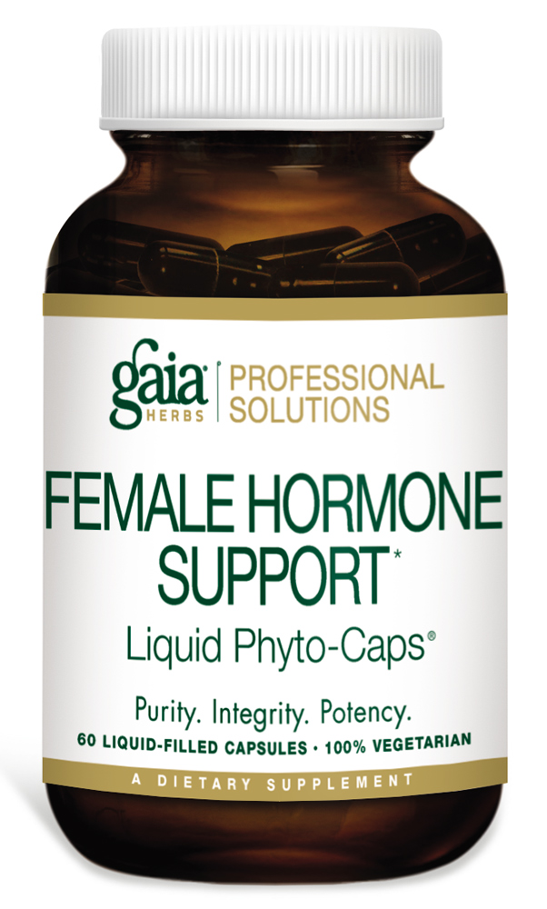 Female Hormone Support, 60 liquid phyto-caps