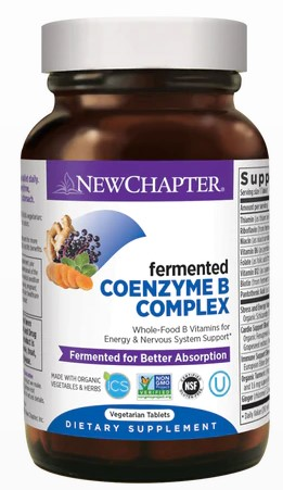 Fermented Coenzyme B Complex, 60 ct