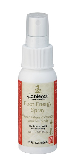Foot Energy Spray, 2 oz