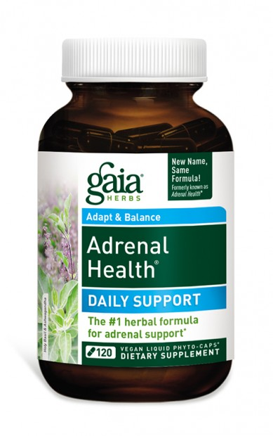 Adrenal Health Daily, 120 capsules