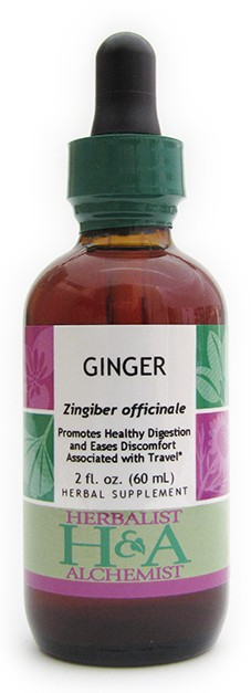 Ginger Extract, 8 oz.
