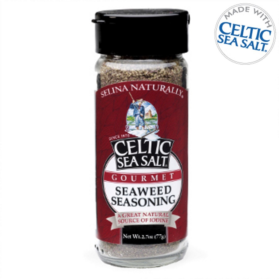 Gourmet Seaweed Seasoning, 2.7oz