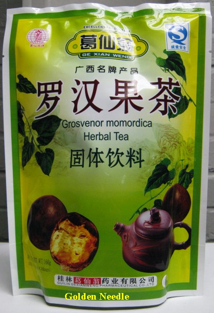 Grosvenor Momordica Herbal Tea