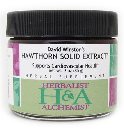 Hawthorn Solid Extract, 6 oz.