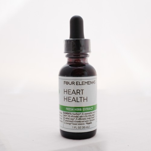 Heart Health Tincture Blend, 1 oz