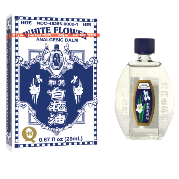 White flower analgesic balm 20 ml mightylinksfo Choice Image