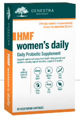 HMF Womens's Daily Probiotic