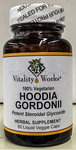 Hoodia Liquid Veggie Caps (Expires 9/19)