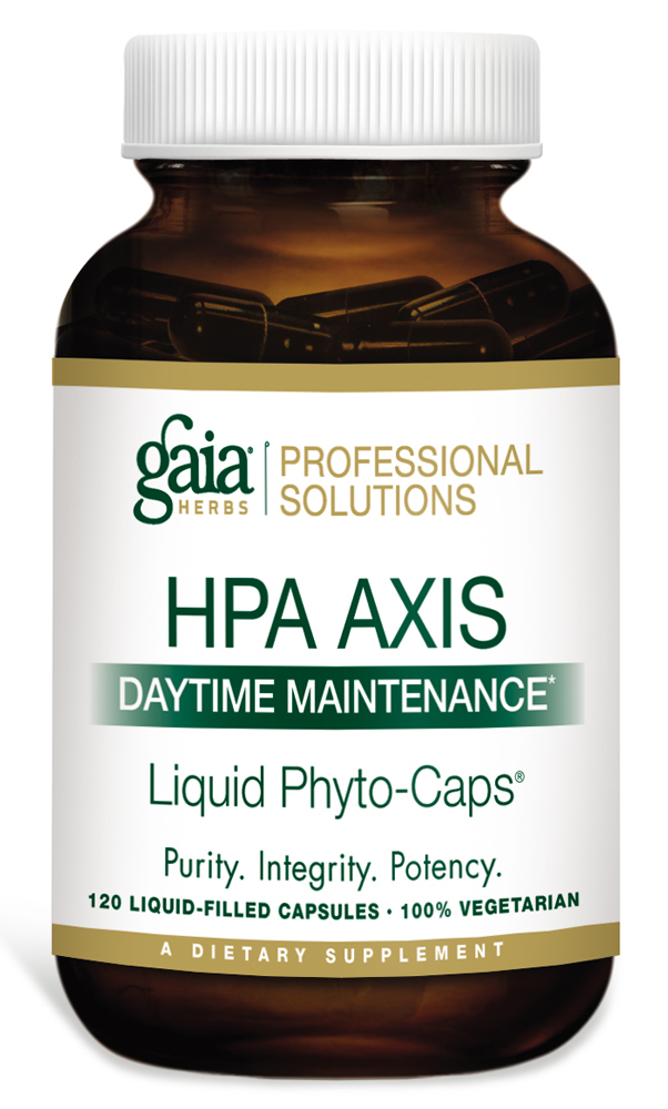 HPA Axis (Daytime Maintenance), 120 capsules