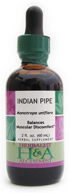 Indian Pipe Extract, 2 oz. (Packaged 7/13)