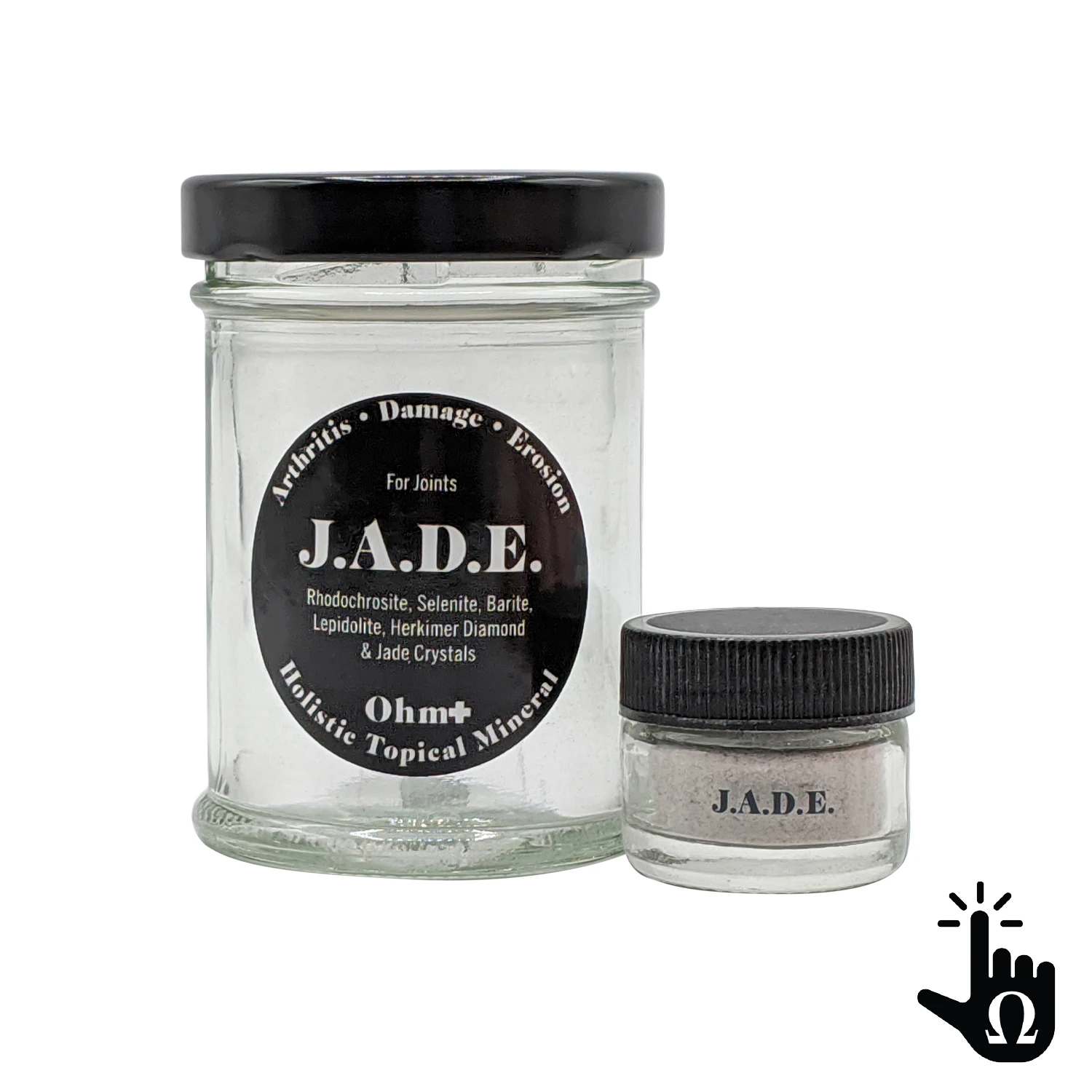 J.A.D.E Topical Mineral