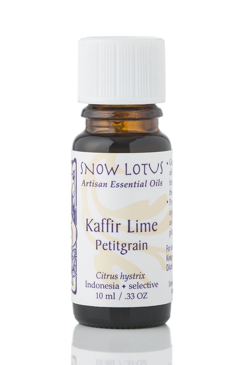 Kaffir Lime Petitgrain Essential Oil