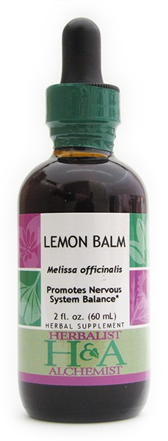 Lemon Balm Extract, 2 oz. (Expires 6/19)