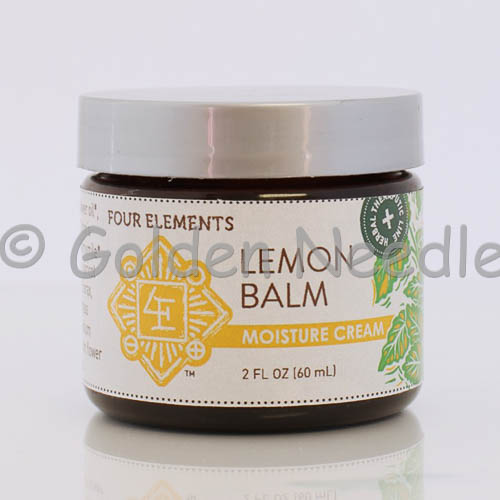 Lemon Balm Moisturizing Cream