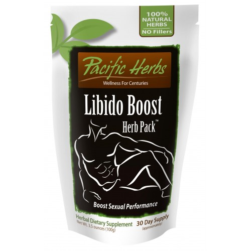Libido Booster Herb Pack For Him, 100g