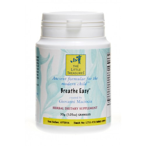 Breathe Easy, 30g (Expires 12/19)