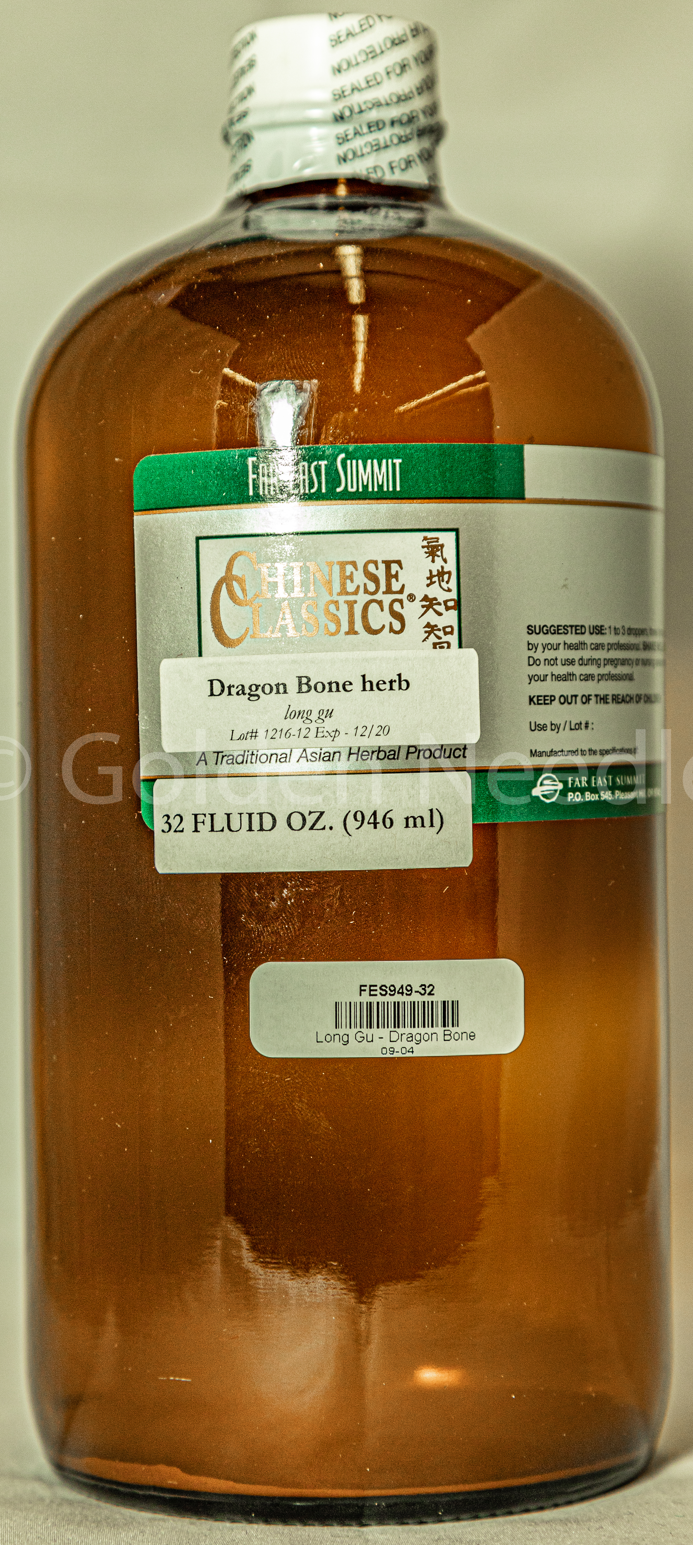 Dragon Bone - 32 oz. (expires 12-31-2020)