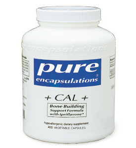 +CAL+ with Ipriflavone (210 capsules)