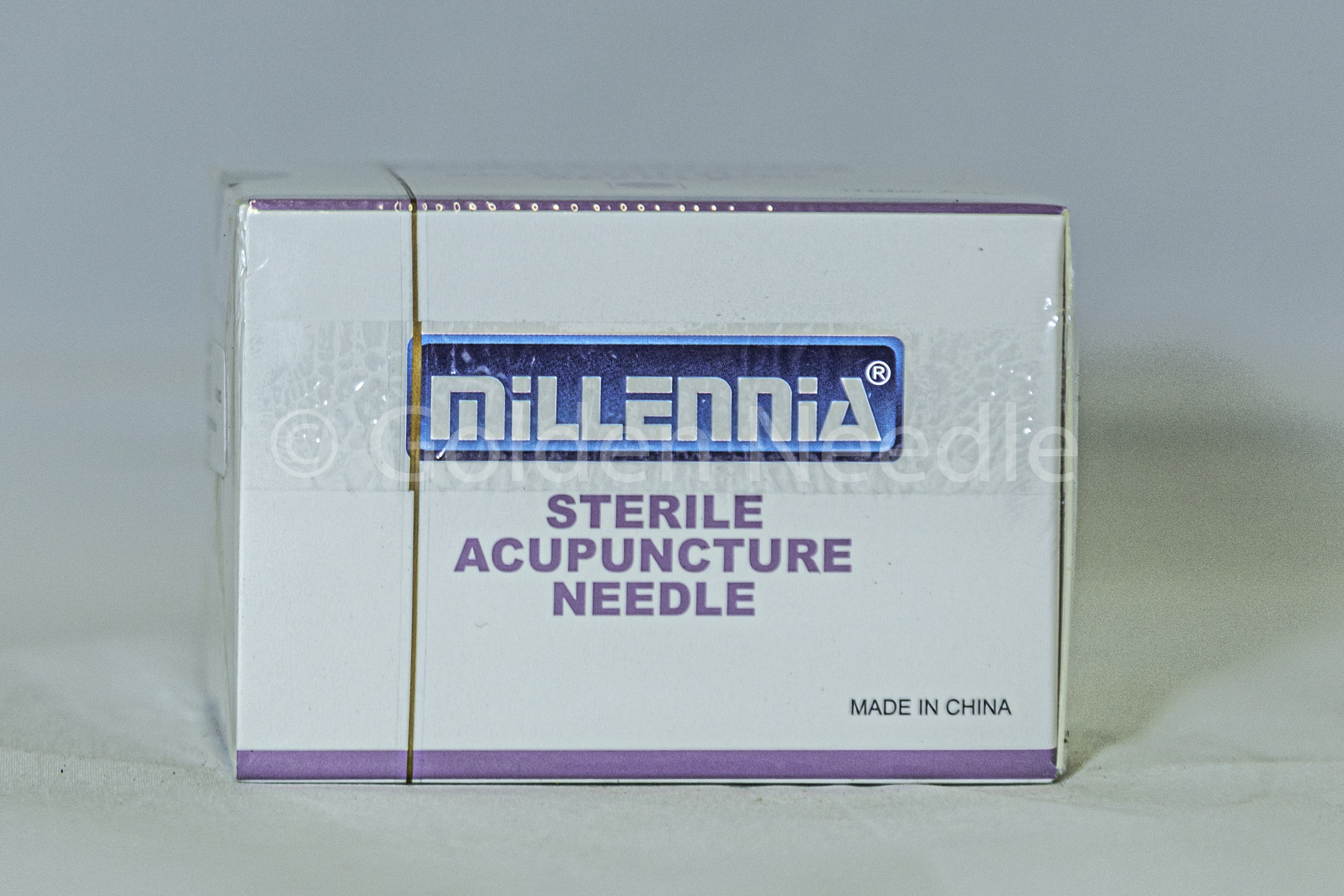 .25x40mm - Millennia Singles Acupuncture Needle
