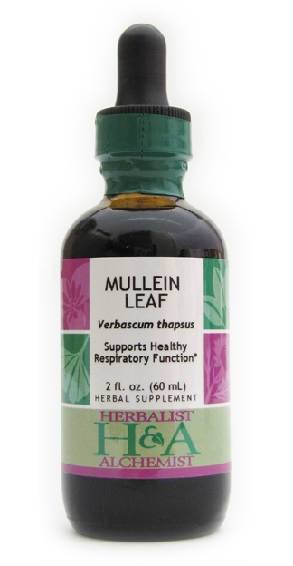 Mullein Extract, 4oz