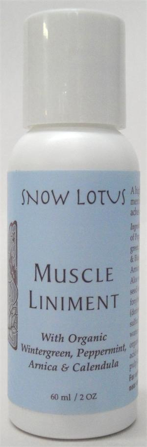 Muscle Liniment, 2 oz.