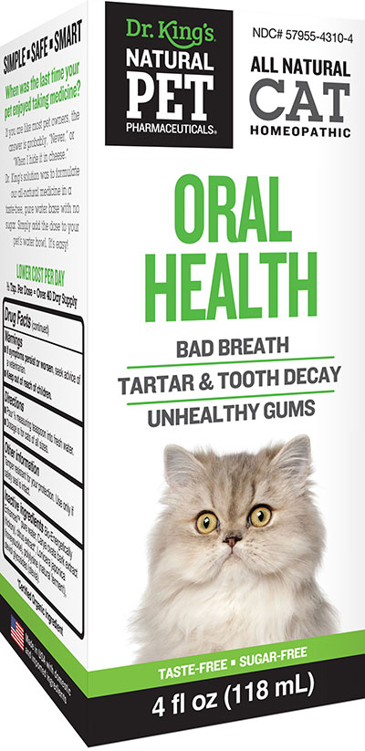Cat: Oral Health