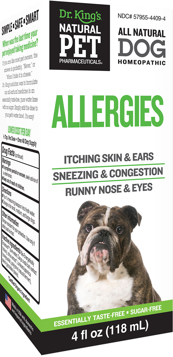 Dog: Allergies