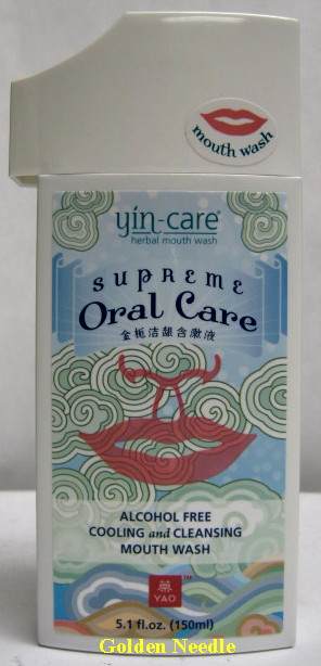 Yin Care Supreme Oral Rinse