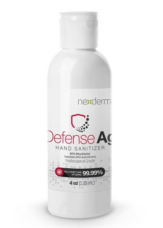 Defense Ag Hand Sanitizer, 4oz