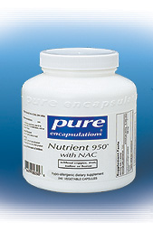 Nutrient 950 with NAC (120 capsules)