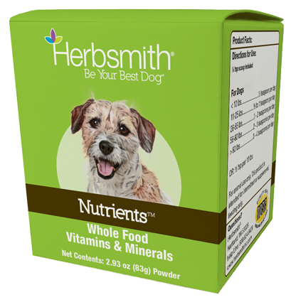 Nutrients - Vitamins & Minerals from Whole Food, 2.93oz