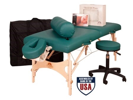 Aurora Ultimate Massage Table Package