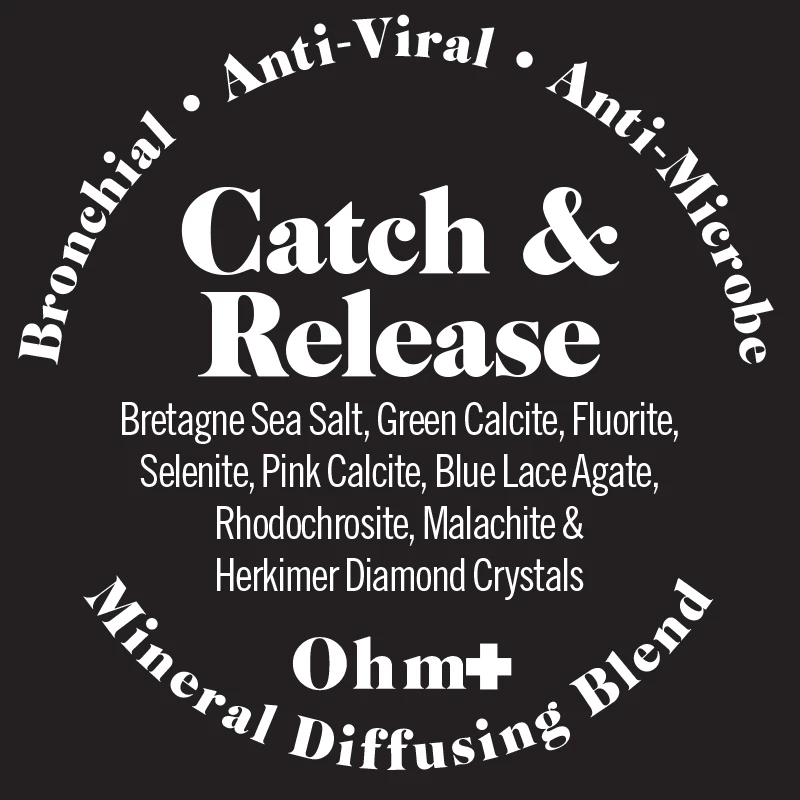 Catch & Release, Mineral Diffusing Blend