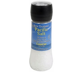 Pacific Sea Salt Grinder, 16oz