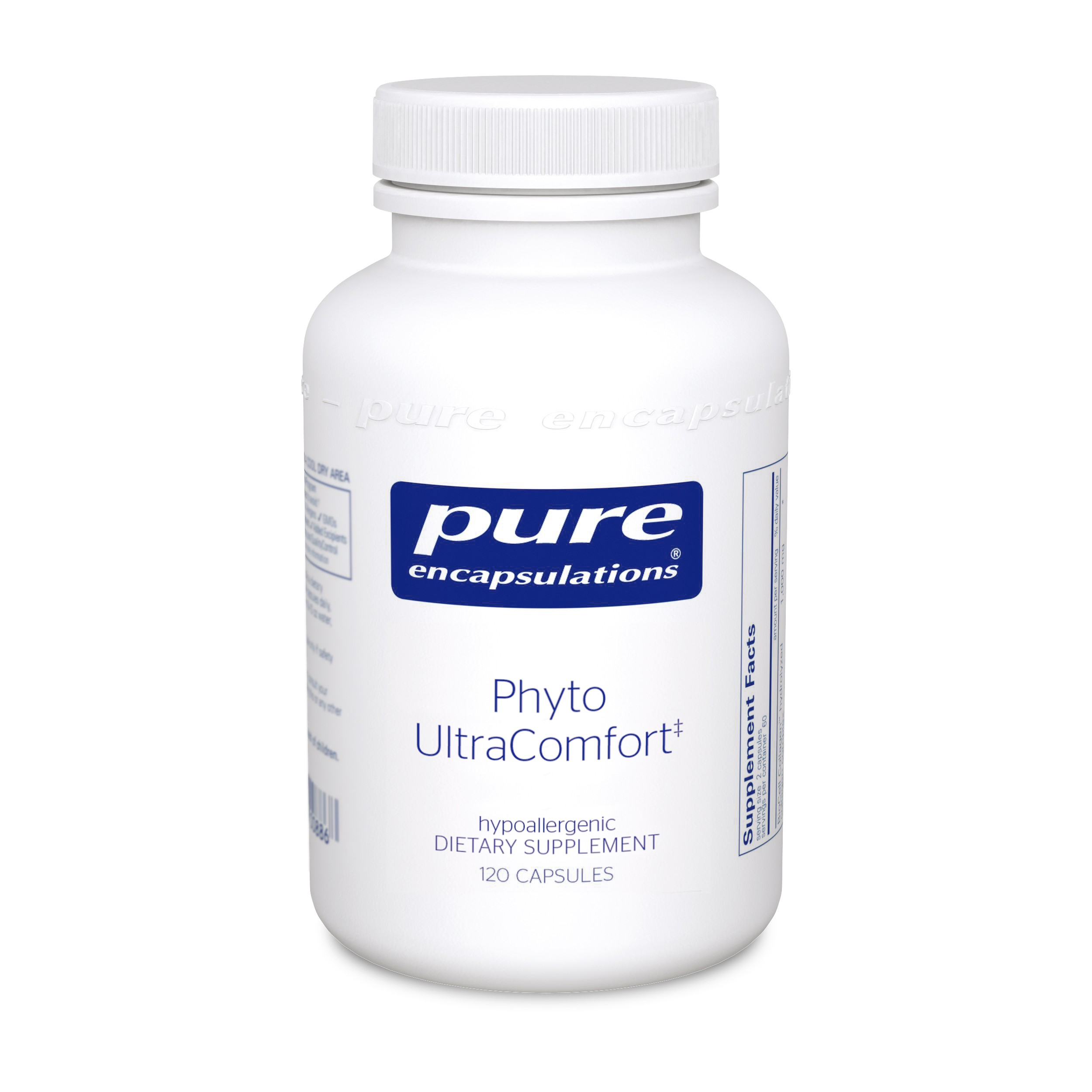 Phyto UltraComfort, 120 caps