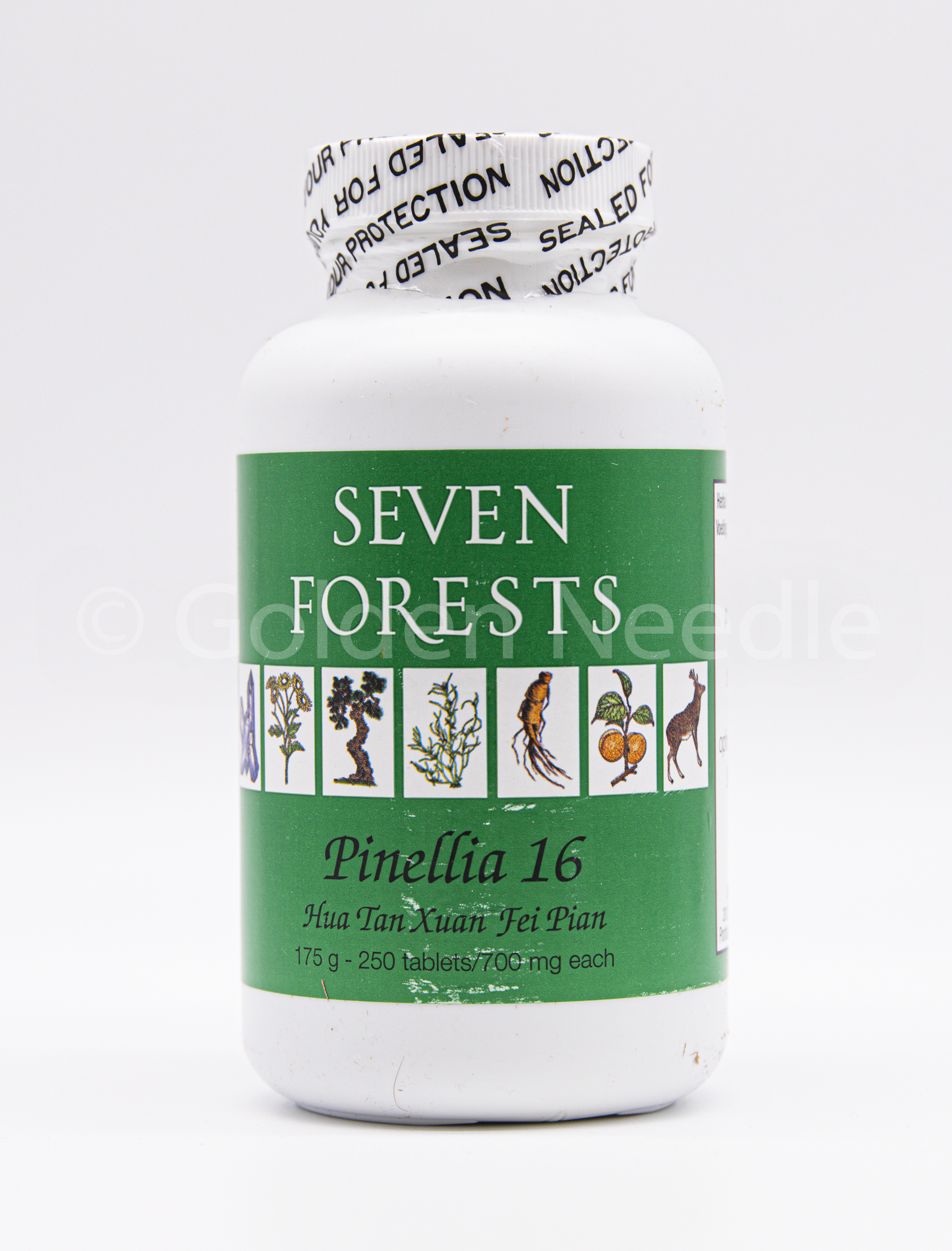 Pinellia 16, 250 tablets