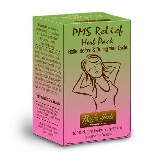 PMS Relief, 10 Pack