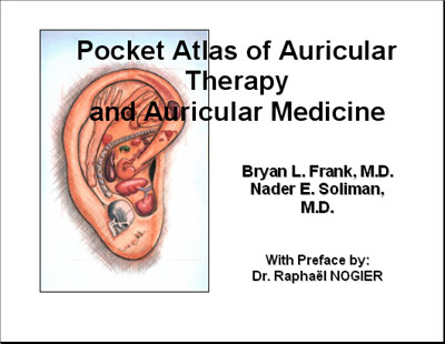 Pocket Atlas of Auricular Therapy and Auricular Medicine