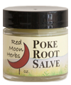 Poke Root Salve, 1oz