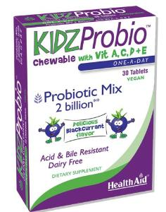 KidzProbio Chewable Tablets