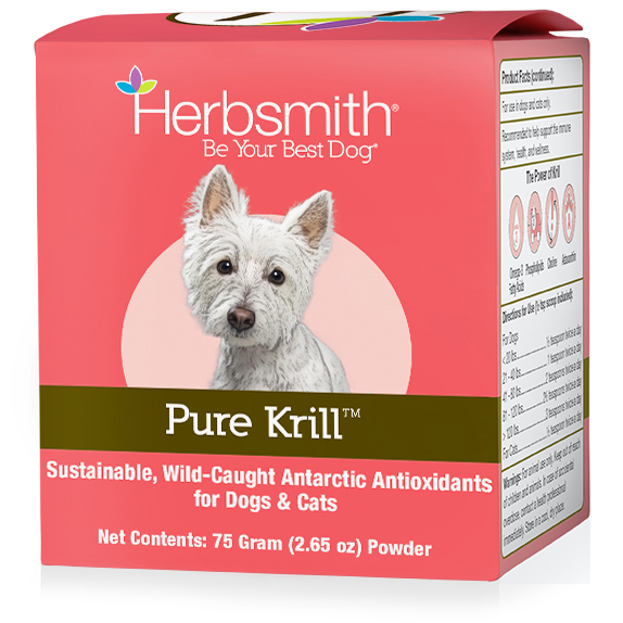 Pure Krill for Dogs & Cats, 75g