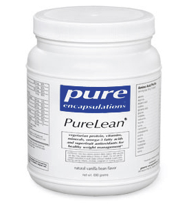 PureLean  Vanilla Bean with Stevia (Expires 1/20)